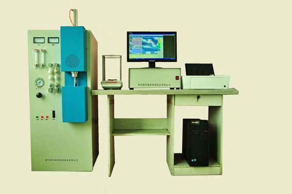 CS-286A高频红外碳硫仪